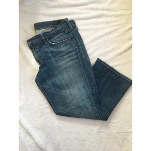 """Citizens Of Humanity """"kelly"""" cropped jeans"""